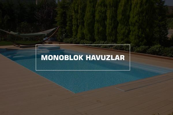monoblok havuzlar