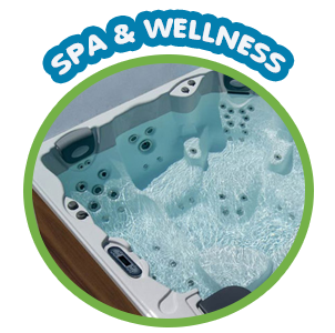 spa masaj havuzları